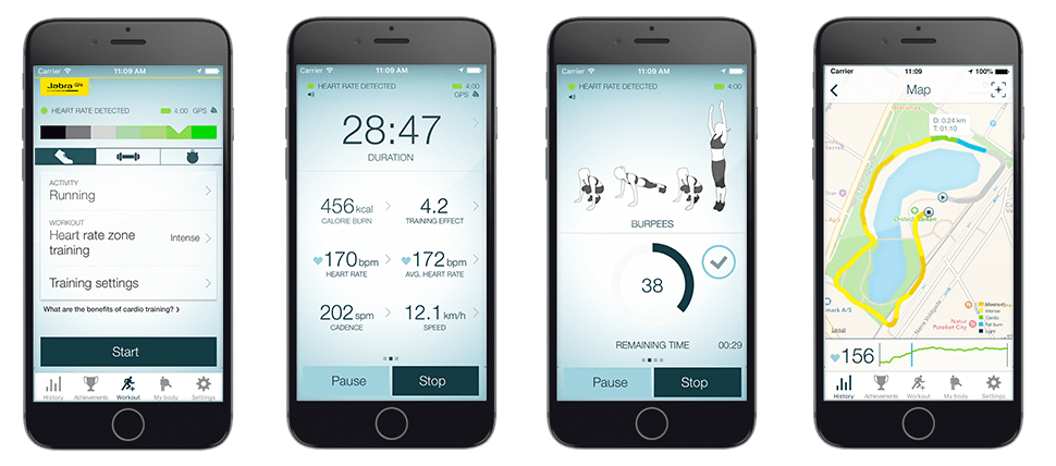 Sport Life app plan, track and analyze your cross training workouts