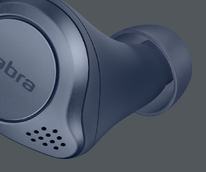 Jabra Elite Active 75t close up