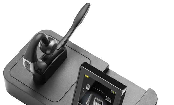 Jabra Motion Office -  Superior call quality and all-day talk time